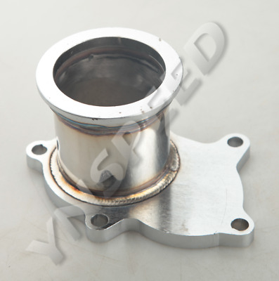 $ CDN58.13 • Buy T3 T3/T4 5 Bolt SS Turbo Downpipe Flange To 3  V Band Conversion Adaptor
