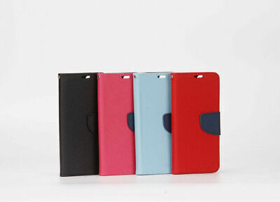 AU12.99 • Buy For OPPO A57 Wallet Flip Case Cover ShockProof Slim Card Thin