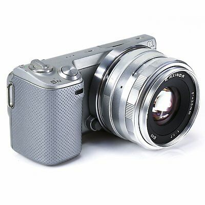 AU83.11 • Buy New Kaxinda 35mm F/1.7 Lens F Sony A6300 A6000 A5100 A5000 APS-C NEX Mirrorless