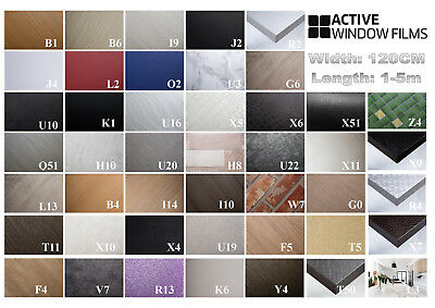 SELF ADHESIVE STICKER FILM, VINYL WINDOW WALL DOOR FURNITURE COVERING, Version 2 • 21.99£