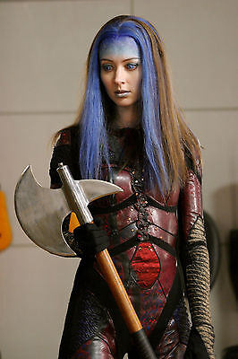 $ CDN6.60 • Buy Amy Acker 8x10 In Warrior Armour And Battlew Ax