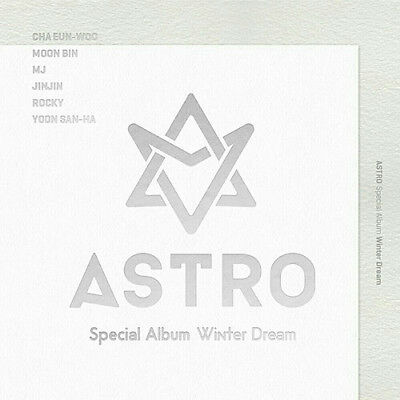 ASTRO [WINTER DREAM] Special Album CD+POSTER+Photo Book+Post Card+Card+GIFT • 17.25£