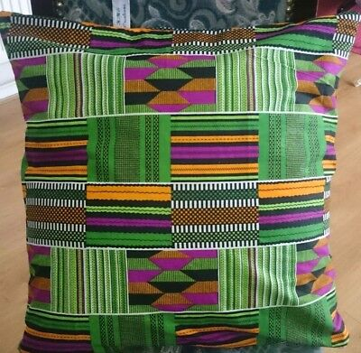 African Inspired Sofa/bed Cushions • 14.69£