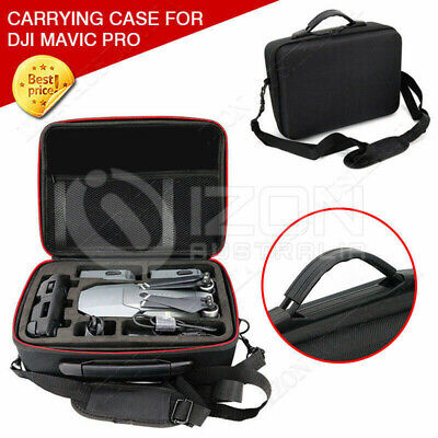 AU20.79 • Buy Professional DJI Mavic Pro Case Portable Hard Carrying Box Hardshell Suitcase