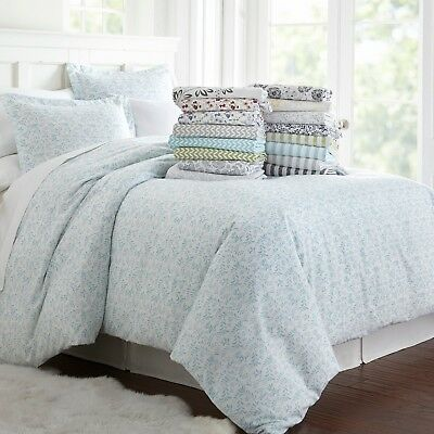 $25.99 • Buy Home Collection 3 Piece Pattern Duvet Cover Set Seasonal Patterns - Wrinkle Free