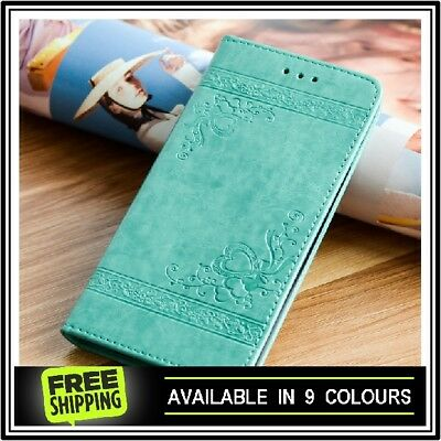AU7.95 • Buy For IPhone 6 6s 7 8 Plus X XS Apple Leather Flip Case Cover Magnetic Card Wallet