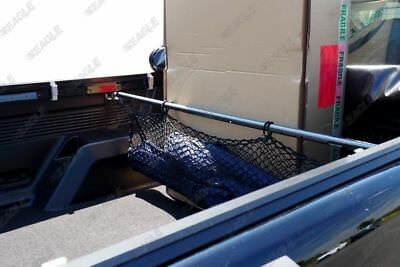For Nissan Navara NP300 Pickup Accessories Truck Cargo Bar Bed Divider With Net • 59£