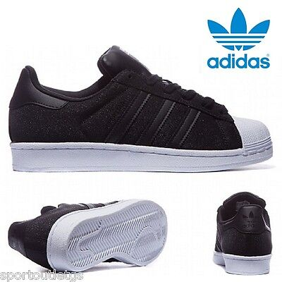 adidas superstars nere donna