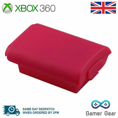£2.29 • Buy Xbox 360 Controller Battery Cover Case Shell Pack - Hot Pink