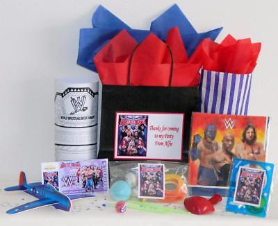 £1.95 • Buy WWE Wrestling Pre Filled Party Bag Personalised New