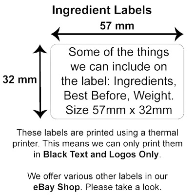 £2.38 • Buy Personalised Business Name Stickers Address Labels Thank You Seals Custom Print