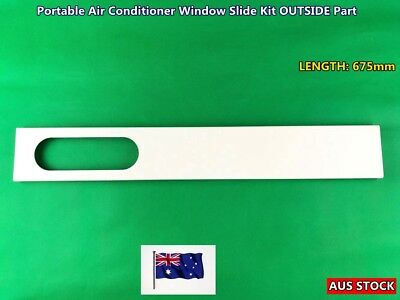 AU19 • Buy Portable Air Conditioner Spare Parts Window Slide Kit (Outside) Part ONLY