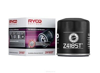 AU20.95 • Buy Ryco Syntec Oil Filter Z418ST Fits Ford Mustang 2.3 EcoBoost (FM)
