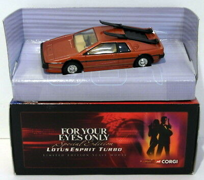 $ CDN113.63 • Buy Corgi Spyguise 1/36 Scale 067 - Lotus Esprit Turbo - For Your Eyes Only J.Bond