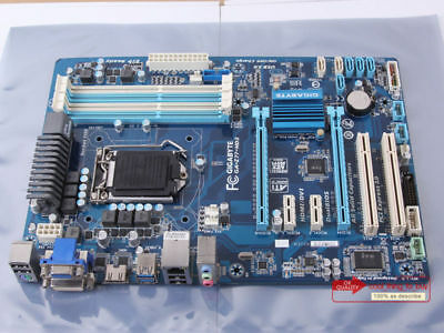 AU107 • Buy 100% Tested Gigabyte GA-Z77-HD3 Motherboard 1155 DDR3 Intel Z77 Express