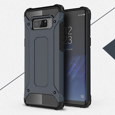 $ CDN3.85 • Buy For Samsung Galaxy Note 8 S8 Case Rugged Armor Shockproof Protective Phone Cover