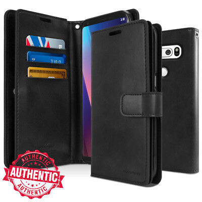 AU16.70 • Buy For LG V50 V40 V30 V20 V35 Case Dual Flip Leather Shockproof Wallet Case Cover