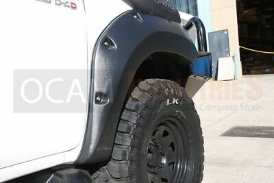 AU349 • Buy Kut Snake Flares For Toyota Hilux N80 GUN 2015 - 2020 Front Wheels ABS