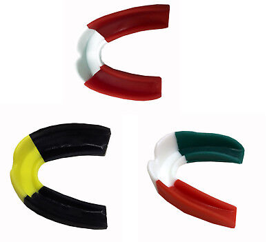 £3.29 • Buy Mouth Guard Gel Gum Shield Teeth Grinding & Case Boxing Mma Rugby Mouthpiece