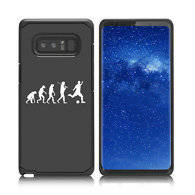 $ CDN19.76 • Buy For Samsung Galaxy Note 8 9 Shockproof Hard Soft Case Cover Evolution Soccer