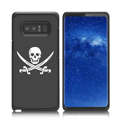 $ CDN20.10 • Buy For Samsung Galaxy Note 8 9 Shockproof Hard Soft Bumper Case Cover Pirate