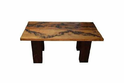 $450 • Buy Coffee Table Rustic Furniture Pine Weathered Primitive Handcrafted