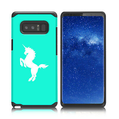 $ CDN20.10 • Buy For Samsung Galaxy Note 8 9 Shockproof Hard Soft Case Cover Unicorn
