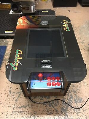 £645 • Buy MAME Galaga American Cocktail Table,  6 Button, 2 Player Without PC