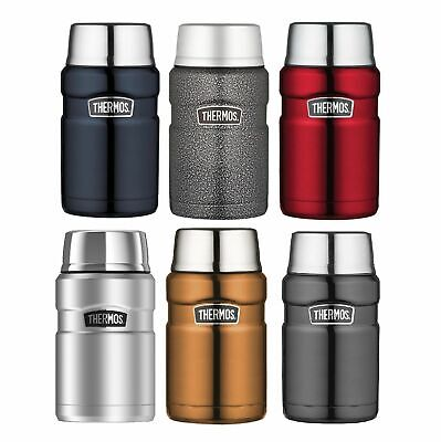 AU35.05 • Buy NEW THERMOS 710ml FOOD JAR Stainless Steel Insulated Container SS
