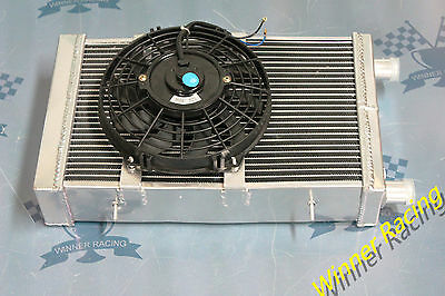 $ CDN552.13 • Buy ALUMINUM ALLOY RADIATOR + FAN Sets FIT  LOTUS EUROPA COUPE S1 1.5/1.6L 66-76 M/T