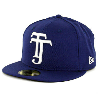 af29f3504d5 New Era 59Fifty Tijuana Xolos TJ Fitted Hat (Dark Royal) Mexico Soccer Cap •