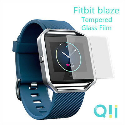 $ CDN12.15 • Buy  2Pack/Box New 2.5D Tempered Glass Film Screen Protector For Fitbit Blaze