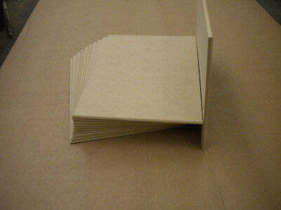 Wooden MDF Blank Plaques Or Signs,With Or Without Holes,Size  A4 Or A5 X 6mm  • 4.85£