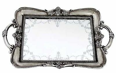 £27.99 • Buy Vintage Style Dressing Table Tray For Jewellery Or Trinkets-NEW