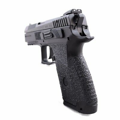 $21.99 • Buy Talon Grips For CZ P-07 Small Backstrap Grip In Moss Color Rubber Texture 062M