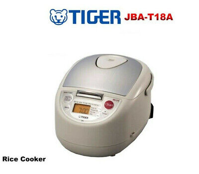 AU329.98 • Buy Tiger 10 Cup 3-in-1 Functions Electric Rice Cooker Warmer JBA-T18A
