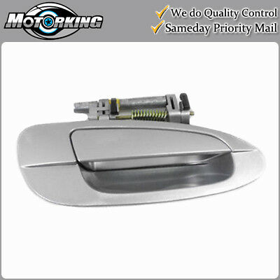 $27.99 • Buy Exterior Door Handle Front Right For 02-06 Nissan Altima KY1 Sheer Silver Met