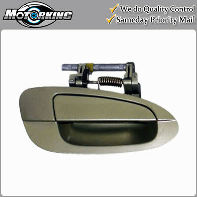 $27.99 • Buy Exterior Door Handle Front Right For 02-06 Nissan Altima EY1 Champagne Gold