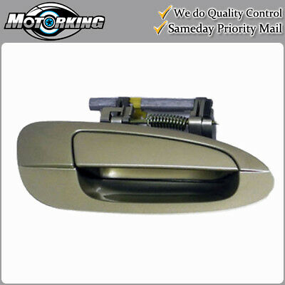 $27.99 • Buy Exterior Door Handle Rear Right For 02-06 Nissan Altima EY1 Champagne Gold B3772