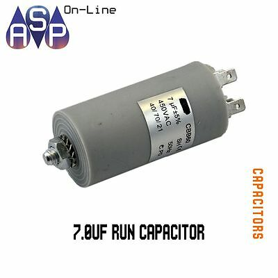 AU22 • Buy 7 UF RUN CAPACITOR 450V 50HZ