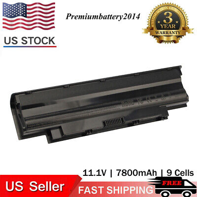 $22.99 • Buy 9Cell Battery For Dell Inspiron 14R N4010 N3010 N4010D N5010 M5030D N7010 J1KND