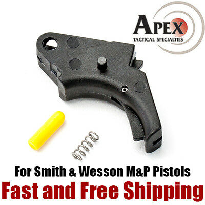 $39.95 • Buy Apex Tactical Polymer Action Enhancement Trigger (100-025) For M&P 9mm 40 45 357