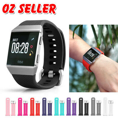 AU7.95 • Buy For Fitbit Ionic Smart Watch Band Strap Soft Replacement Bracelet Wrist Band
