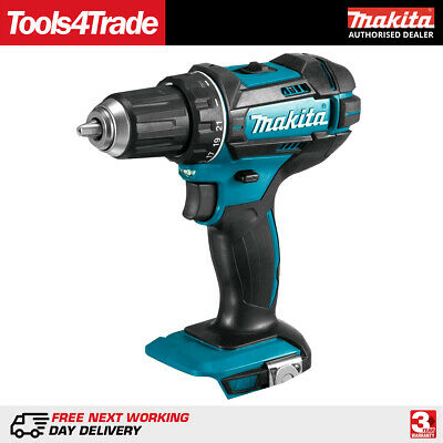Makita DHP482Z 18V LXT Li-ion Cordless 2 Speed Combi Drill Body Only • 55.50£