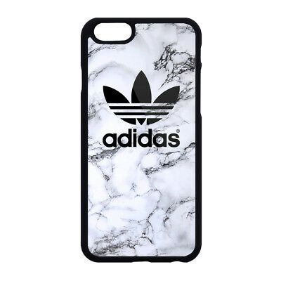 AU29.55 • Buy Adidas White Marble Print Plastic Case IPhone 5s SE 6 6s 7 8 X XS XR 11 Pro Max