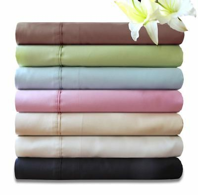 AU59 • Buy  MILDTOUCH  Bamboo Cotton 400 T/C Sheet Set (Super Sizes Available 50cm Wall)