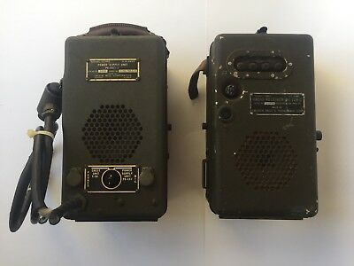 $ CDN517.84 • Buy VTG WWII Signal Corps Type PE-157 Radio Power Supply Unit & BC-148-C BUNDLE Amp