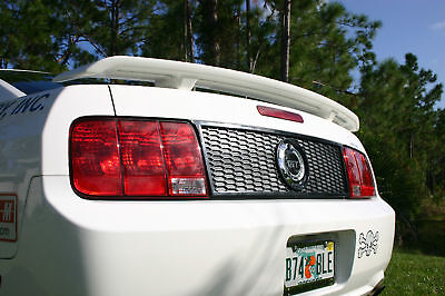 $149.99 • Buy SilverHorse Racing Honeycomb Taillight Trunk Panel For 2005-09 Mustang