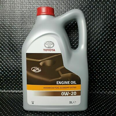 Genuine Lexus Ct200h Engine Oil Motor Oil 0w20 Fully Synthetic 5l Hybrid Vehicle • 39.99£