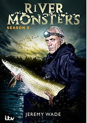 £12.99 • Buy River Monsters: Series 5 (DVD) Jeremy Wade